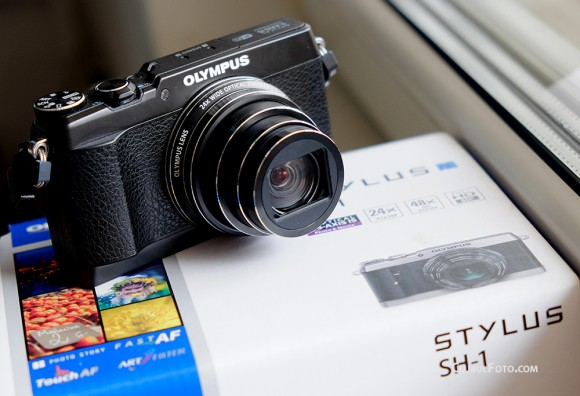 Olympus SH-1 review: small, with 24x zoom and great ambitions