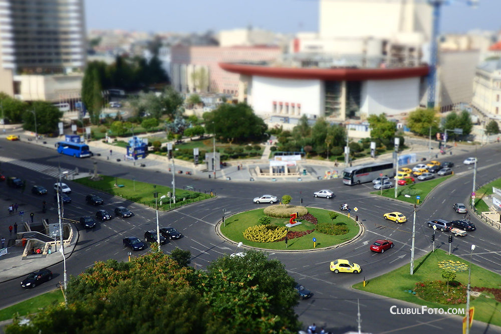 Olympus SH-1 Miniature/Diorama filter Sample 2