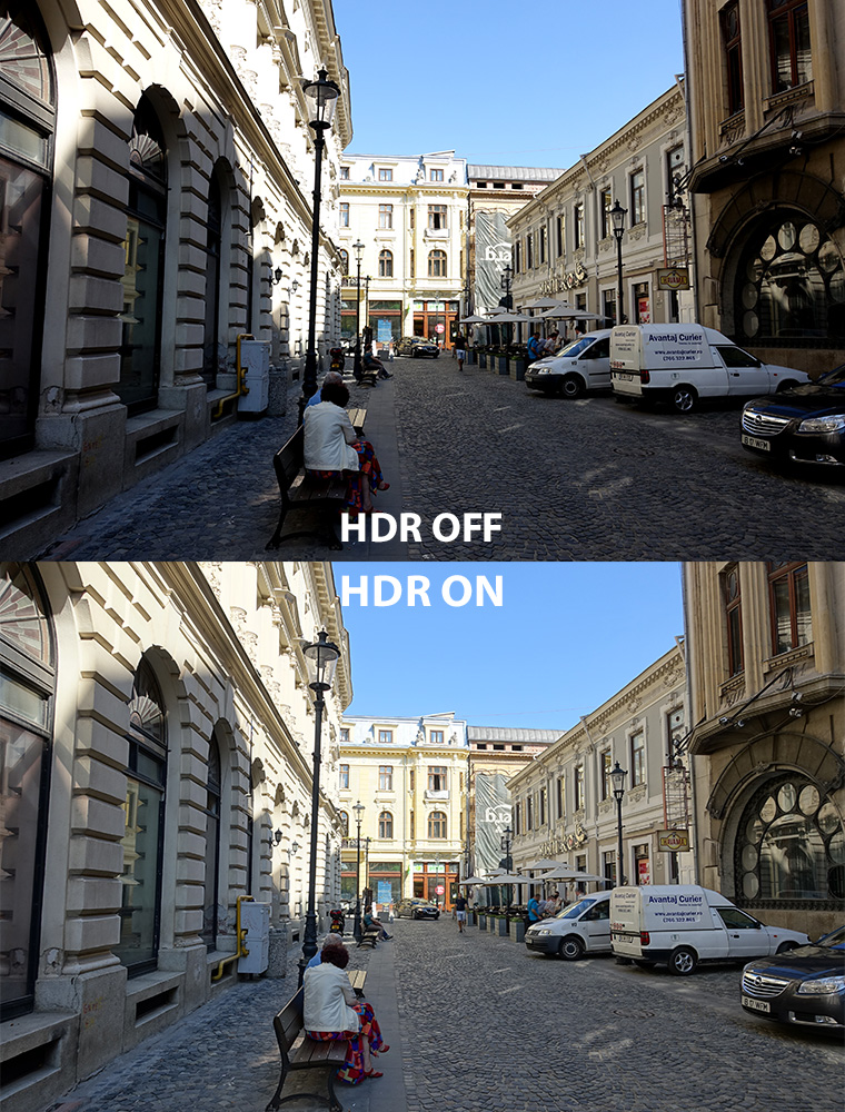 Sony RX100 III HDR