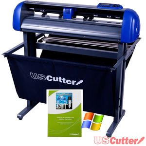 vinyl print cut machine