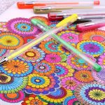 Gel Pens for Coloring Reviews