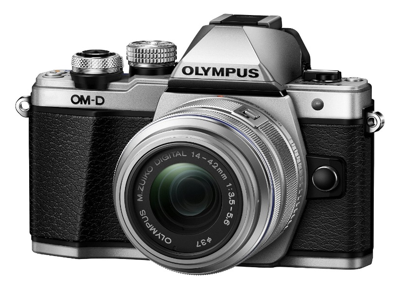 Olympus OM-D E-M10 Built-in 5-Axis image stabilization for sharper images