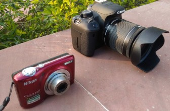DSLR Vs Point And Shoot Camera: Which Camera To Invest In?