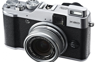Fujifilm X20 Camera Review