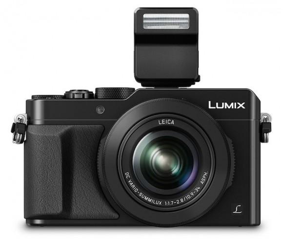 Panasonic LX100 – Compact With Micro 4/3 Sensor And 4K Video Recording