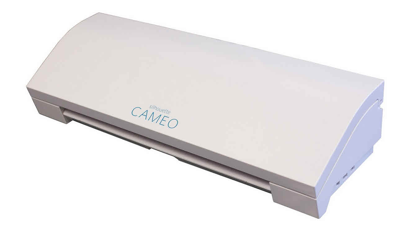 New Silhouette Cameo 3 Die cutting machine