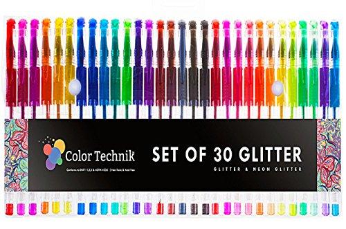 Best Gel Pens for Coloring | Max Nash