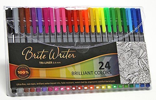 Best Markers For Adult Coloring Books Max Nash