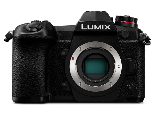 Panasonic Lumix G DC-G9 20.3 MP Mirrorless Ultra HD Digital Camera - 4K - Black - Body Only
