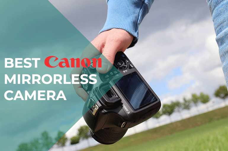 The Complete Guide On The Best Canon Mirrorless Camera
