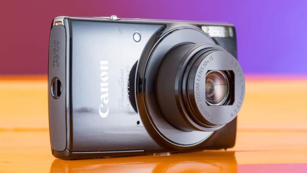 product photo of Canon PowerShot ELPH 190 IS 20.0 MP Compact Digital Camera
