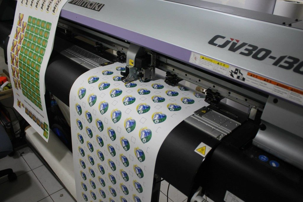 Mimaki Print Cut Series