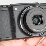 product photo of the Ricoh GR Digital II 16.2 MP Compact Digital Camera - 1080p - Black