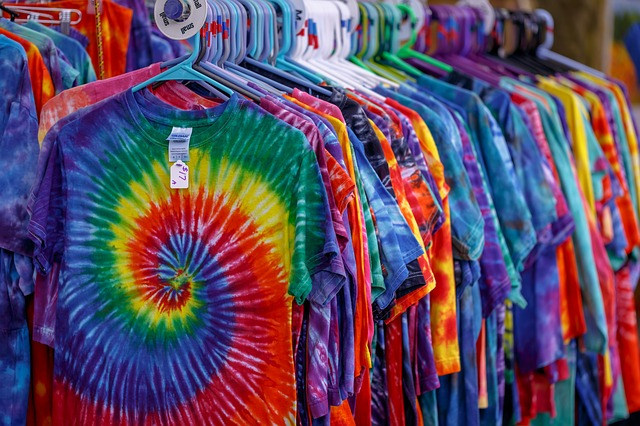 Advanced Tie Dye Patterns For You To Try At Home