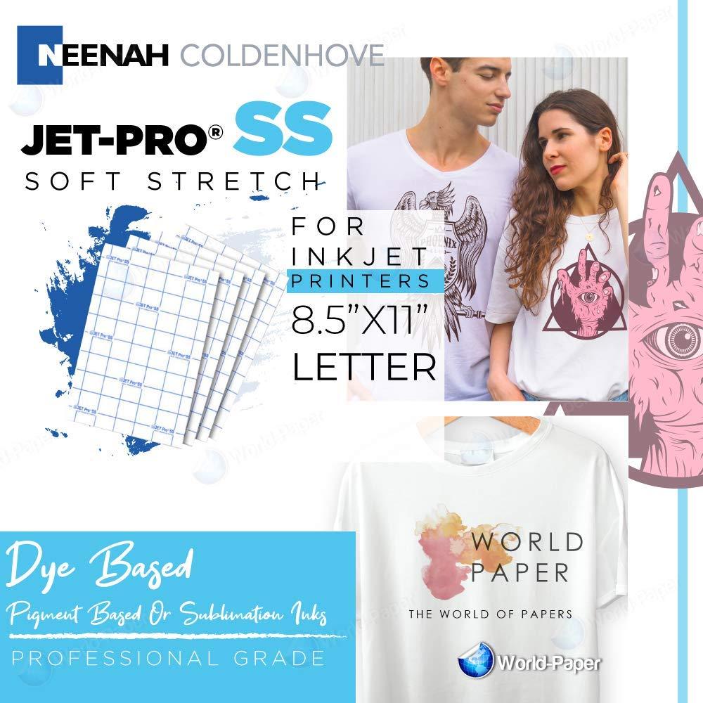Best iron on transfer paper - Jet Pro