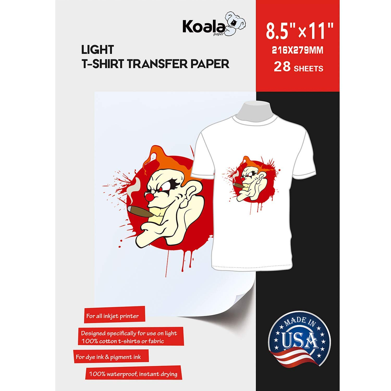 Best Iron on Transfer Paper - Koala