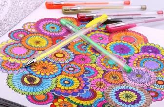 Best Gel Pens For Coloring Comprehensive Reviews Max Nash