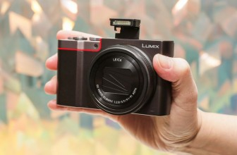 Panasonic Lumix DMC-ZS100 20.0 MP Compact Digital Camera – Black