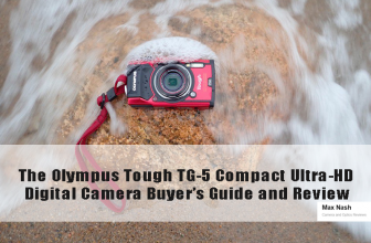 The Olympus Tough TG-5 Compact Ultra-HD Digital Camera Review