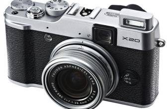 Fujifilm X20 Camera Review