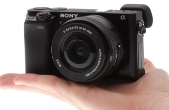 Sony A6000 24.3 MP Mirrorless Digital Camera 16-50mm Lens Kit